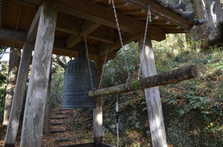 嵯峨見台の鐘