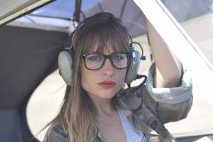 パイロット 女性