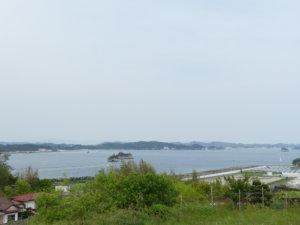 松島四大観 偉観・多聞山からの眺め